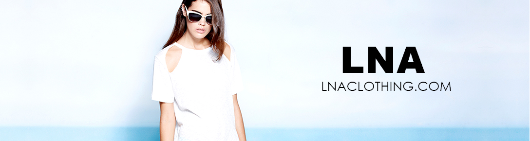 {'liked': 0L, 'description': u'LNA was launched in 2007 by California natives Lauren Alexander and April Leight. Beginning with the idea of creating the perfect men\u2019s inspired t-shirt for women, LNA has since evolved into producing full, seasonal collections. Offering everything from your favorite tees to leather jackets and cashmere sweaters, the collection is always inspired by life on the west coast. LNA has a very loyal following of celebrities from Kate Moss to Ryan Gosling and has been featured in major fashion magazines such as Vogue, Elle and Harpers Bazaar. LNA is based in sunny Los Angeles where Lauren and April continue to keep perfecting the perfect tee and the clothes you want to live in. ', 'fcount': 1364, 'logo': u'https://d1lq6ohuxk085y.cloudfront.net/designer/LNA-1475948325', 'viewed': 2387L, 'category': u'c', 'name': u'LNA', 'url': 'LNA', 'locname': u'LNA', 'mcount': 3, 'haswebsite': True}