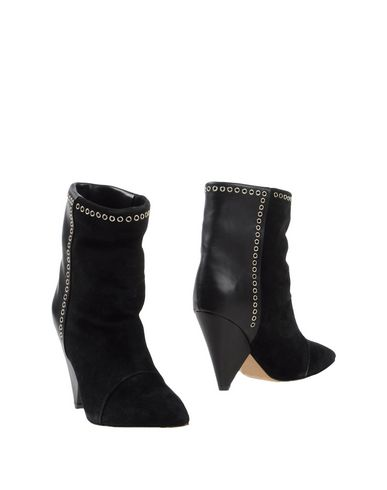 ISABEL MARANT Ankle Boot in Black