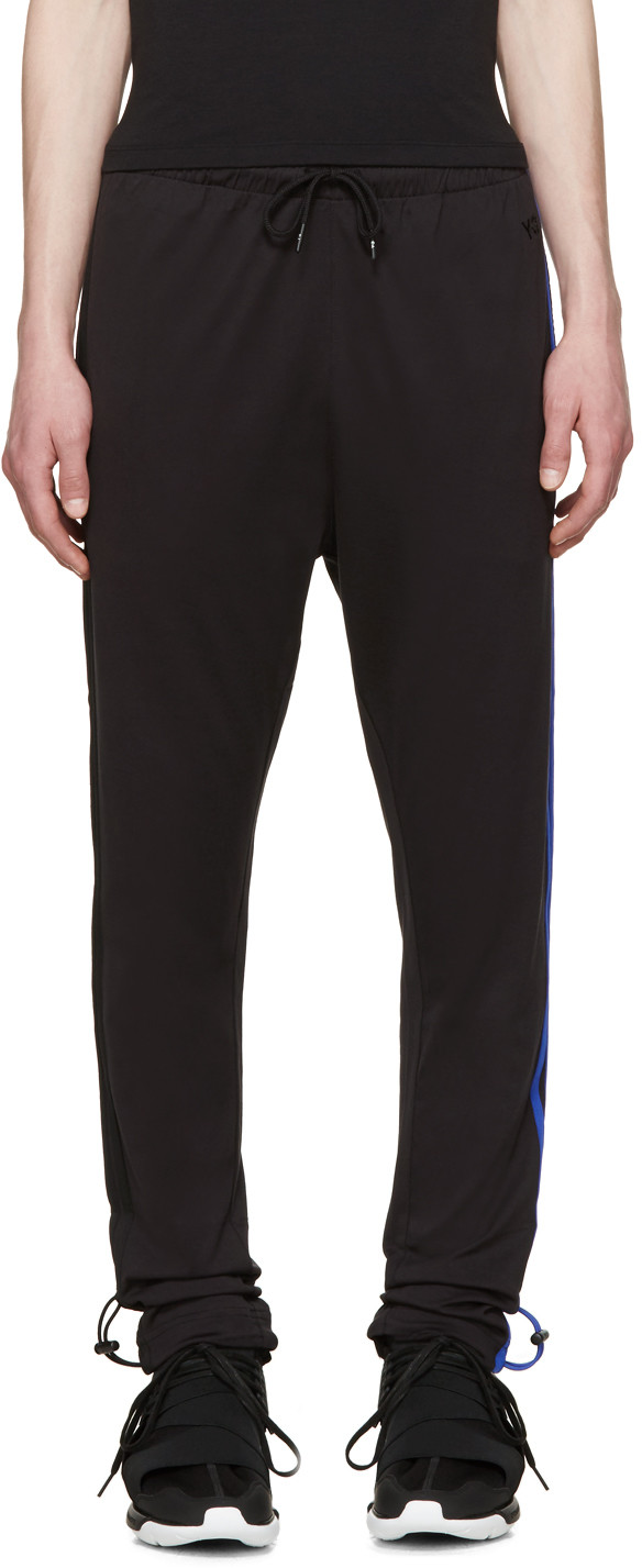 Y-3 Black Skylight Lounge Pants