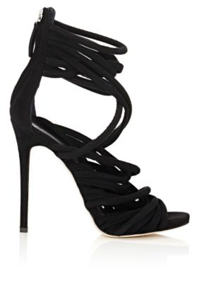 "GIUSEPPE ZANOTTI ""Runway"" Multi-Strap Sandals at BARNEYS"
