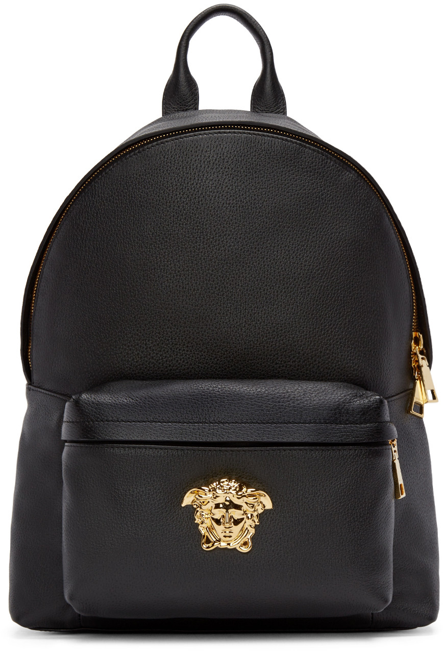 Image result for versace medusa backpack