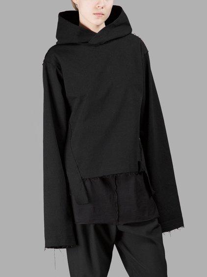 DAMIR DOMA Damir Doma Women'S Black Hoodie
