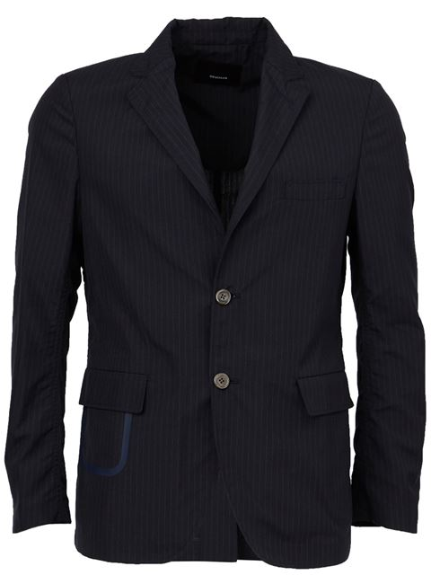 08SIRCUS Two Button Blazer Jacket at Farfetch