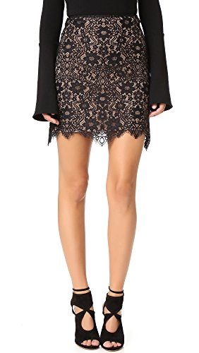FOR LOVE & LEMONS Vika Mini Skirt at Amazon.com