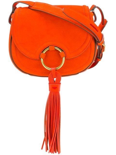 TORY BURCH Tassel Detail Crossbody Bag