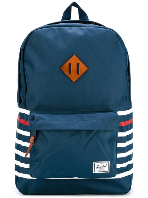 HERSCHEL SUPPLY CO. Striped Detailing Backpack