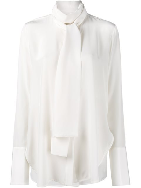 ELLERY Pussy Bow Blouse at Farfetch