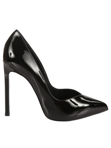 SAINT LAURENT Patent Leather 'Paris Skinny' Pumps at Italist.com