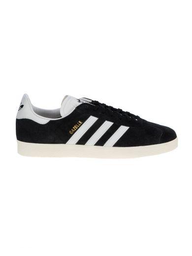 ADIDAS ORIGINALS Black Og Vintage Gazelle Sneakers at Italist.com