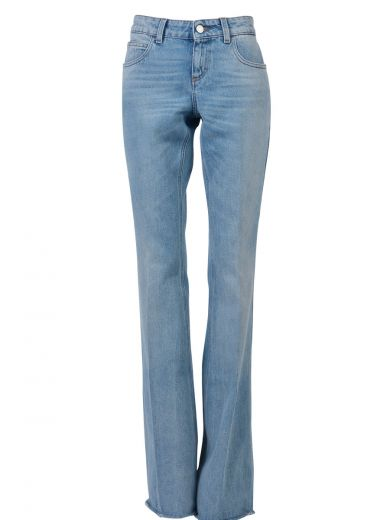 GUCCI Jeans Blue in Light Blue