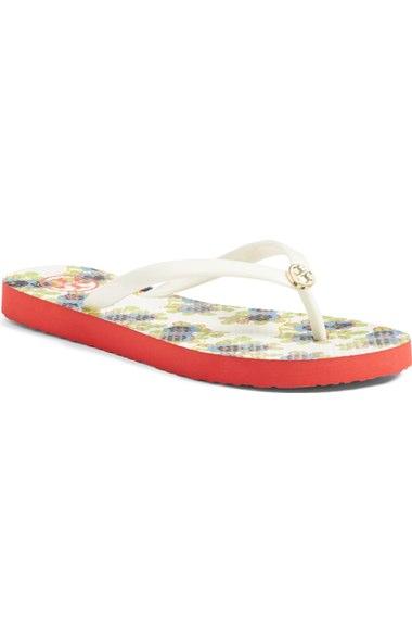 TORY BURCH Classic Flip Flop Sandals