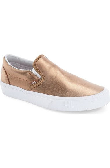 VANS Classic Slip-On Sneaker (Women) at Nordstrom