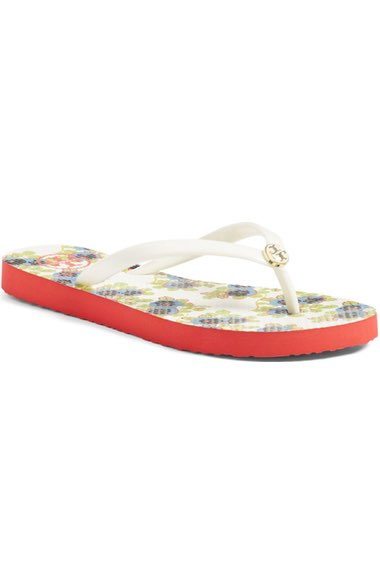 TORY BURCH Classic Flip Flop Sandals at Nordstrom