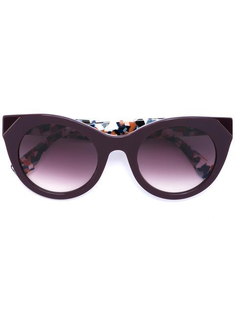 FENDI Granite Print Sunglasses