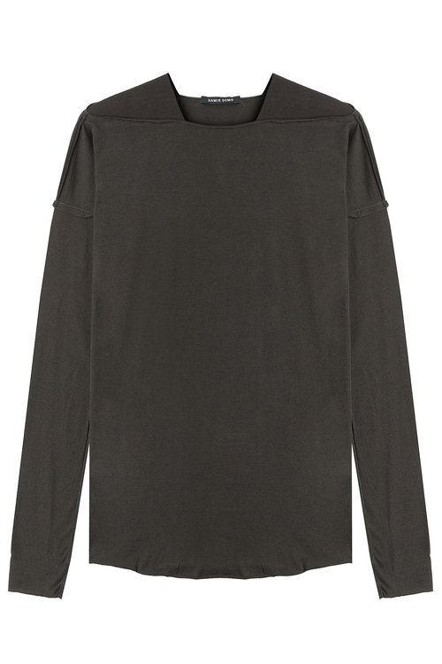 DAMIR DOMA Cotton Top at STYLEBOP.com