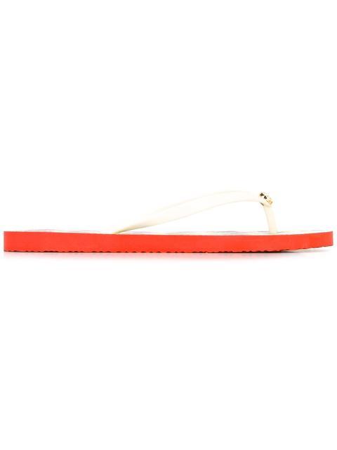 TORY BURCH Classic Flip Flop Sandals at Farfetch