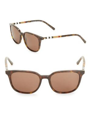 BURBERRY 54Mm Wayfarer Sunglasses at Saks Off 5TH