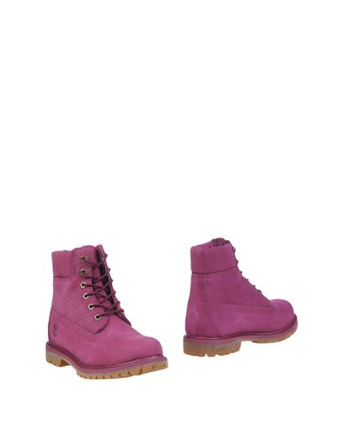 TIMBERLAND Ankle Boot in Mauve