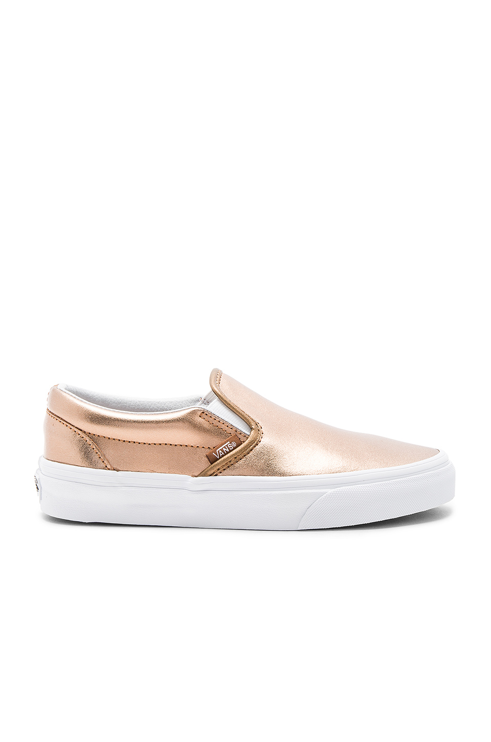 VANS Classic Slip-On Sneaker (Women) at REVOLVE