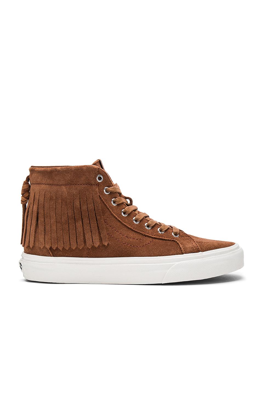 VANS Sk8-Hi Moc Sneaker
