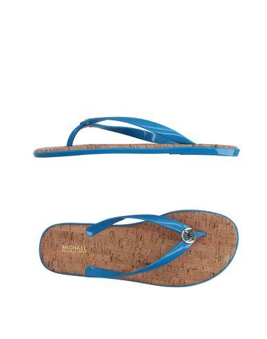 MICHAEL MICHAEL KORS Flip Flops in Azure