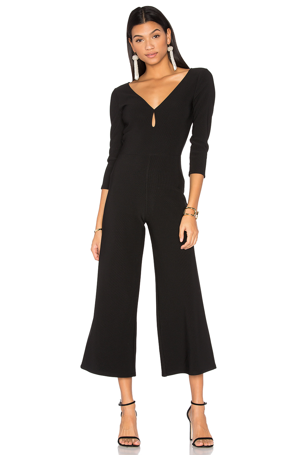 LPA Jumpsuit 233 in Black