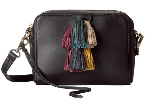REBECCA MINKOFF Sofia Mini Tassel Crossbody Bag, Black/Multi at 6PM.COM