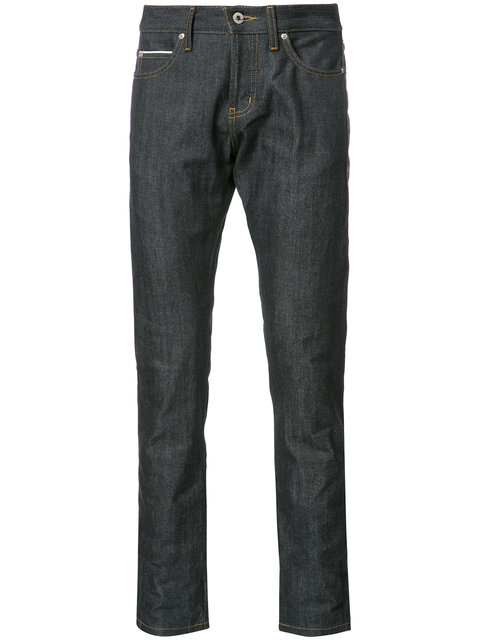 NAKED AND FAMOUS Straight Jeans at Farfetch
