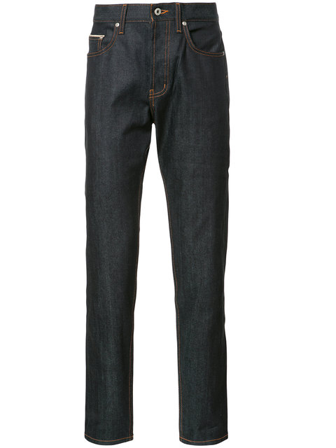 NAKED AND FAMOUS Tapered Jeans