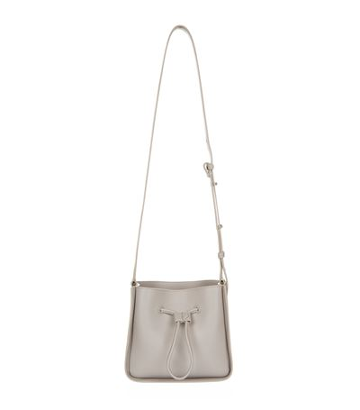 3.1 PHILLIP LIM Soleil Mini Leather Drawstring Bucket Bag at Harrods