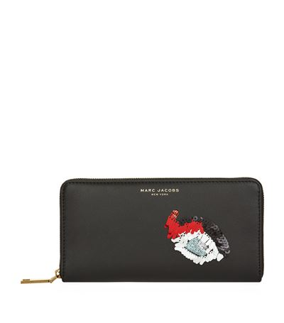 MARC JACOBS Vintage Collage Continental Wallet at Harrods