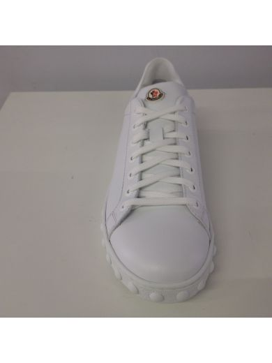 MONCLER Fifi Low-Top Leather Trainers at Italist.com