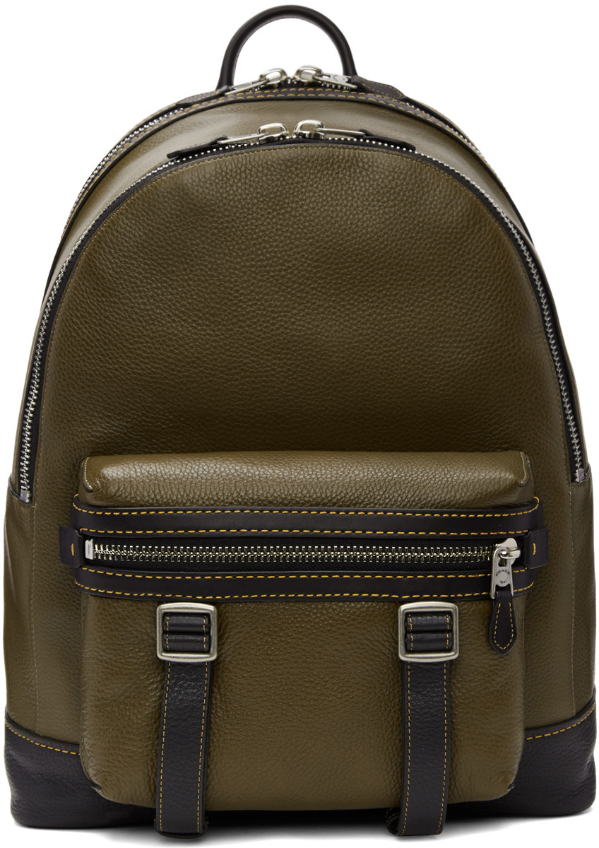 COACH 1941 Brown Flag Backpack