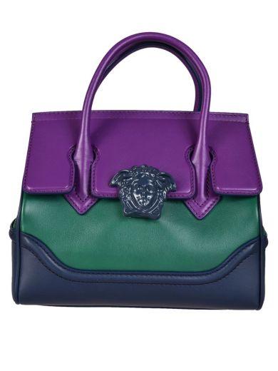 VERSACE Palazzo Empire Shoulder Bag at Italist.com