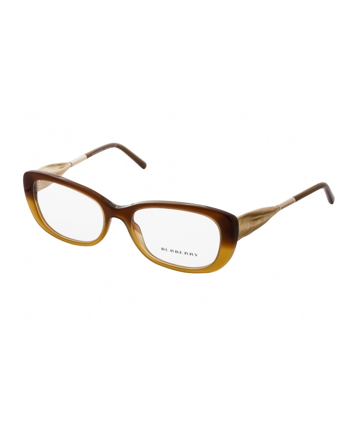 BURBERRY Women'S Be2203F 3369 Optical Frames' in Brown/Clear Lens