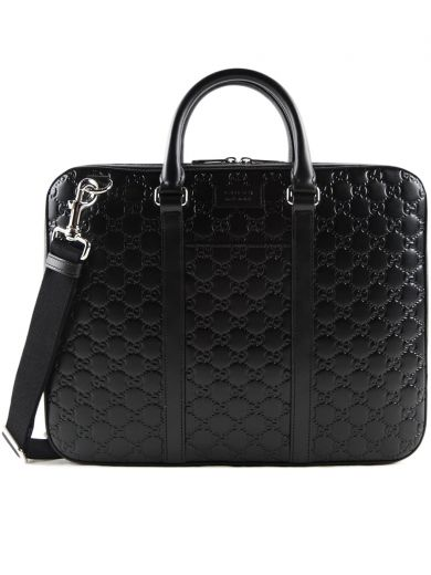 GUCCI Briefcase Small in Black