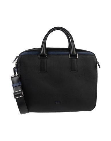 DIOR HOMME Work Bag in Black