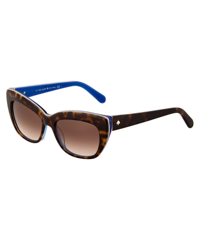 KATE SPADE New York Women'S Crimson Sunglasses' in Brown
