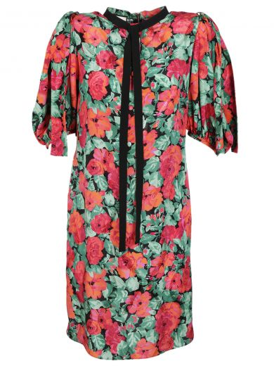 GUCCI Gucci Printed Floral Dress