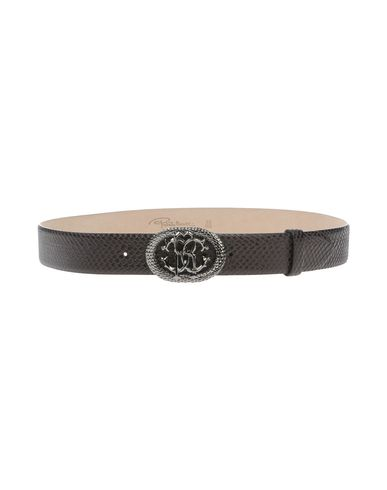 ROBERTO CAVALLI Leather Belt at yoox.com