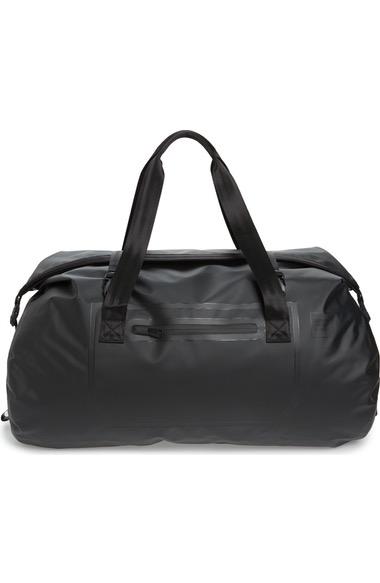 HERSCHEL SUPPLY CO. Coast Studio Duffel Bag in Black