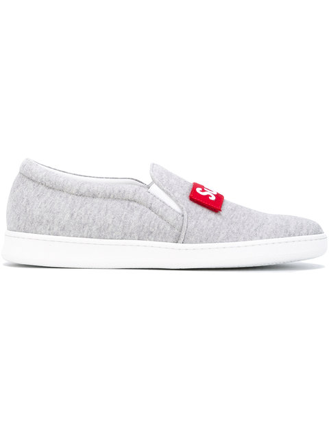 JOSHUA SANDERS Super Chill Slip On Trainers at Farfetch