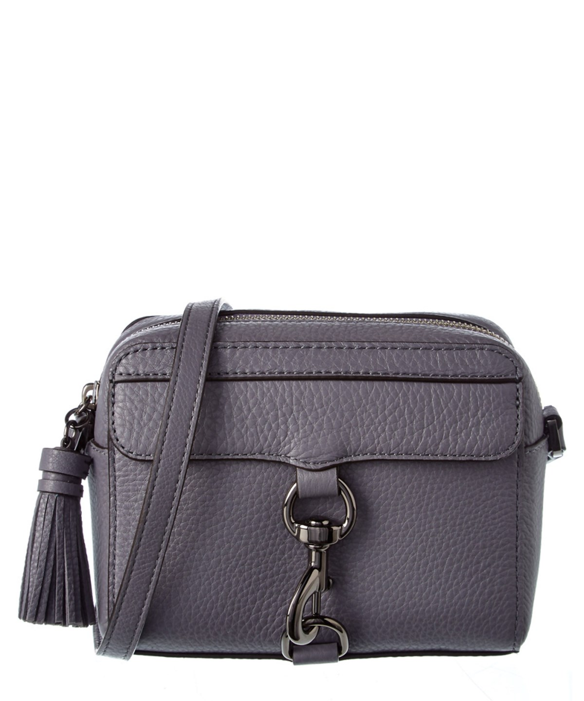 REBECCA MINKOFF Rebecca Minkoff Mab Leather Camera Bag' at Bluefly