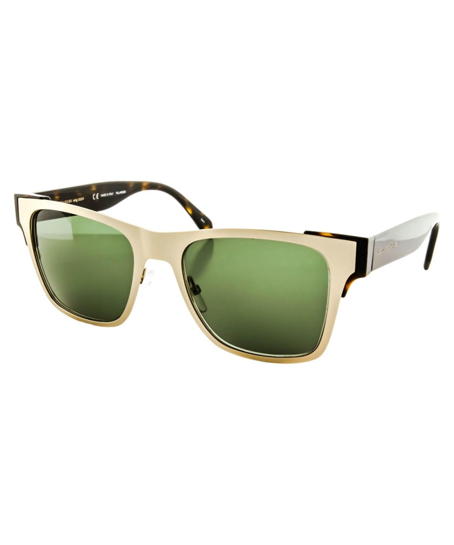 ALEXANDER MCQUEEN Alexander Mcqueen Unisex Am0011S Sunglasses' at Bluefly