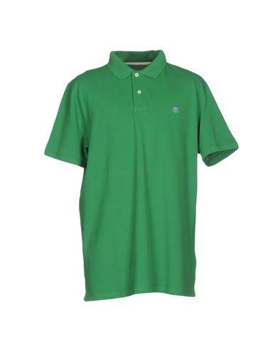 TIMBERLAND Polo Shirt in Зеленый