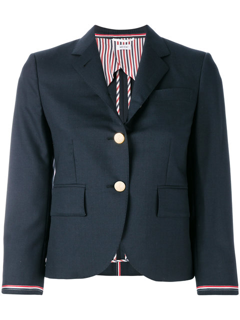 THOM BROWNE Two Button Blazer