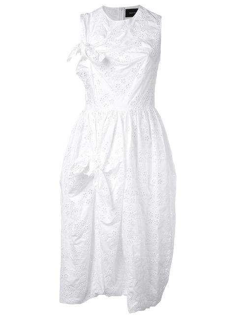 SIMONE ROCHA Sangallo Knot Dress