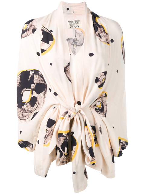HENRIK VIBSKOV Lemon Blouse