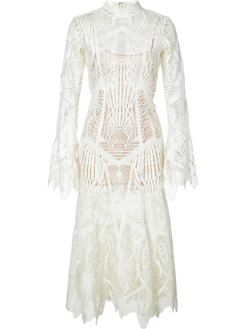 JONATHAN SIMKHAI Lace Dress