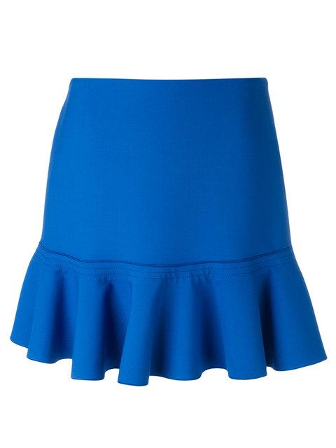 VICTORIA VICTORIA BECKHAM Flounce Skirt